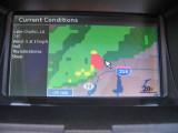 XM Weather Radar Image on the GPS