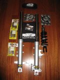 Forks and new rear shock returned from Traxxion in 6 days