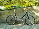 Mini-vélo fixie (c'est mon vélo de cirque à moi !)