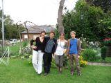 Fête de Maïlys (et anniversaire de Nell) - le dimanche 24 septembre 2006.