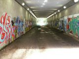 Tunnel sous la E411, Drève du Prince / Prinsendreef / Prinsweg.
