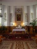 LOCAL CHURCH INTERIOR