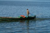 Barquitas en la Albufera - Barques a la llacuna - Boat in Albufera