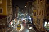 Transit - Taxis at night