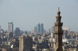 Cairo skyline II
