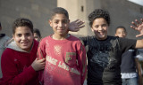 Egyptian boys
