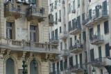 A man on the balcony