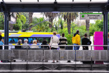 Tram station at Syntagma Square
