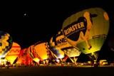 The Glow of the Ballunar Festival 2009 - Friday Night