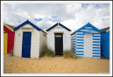 The Art of Beach Huts!
