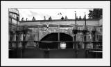 Canal Saint-Martingens sur passerelles