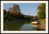 En face de l'ile d'amourpres de Nogent sur Marne