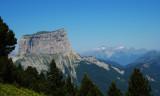 Mont-Aiguille, juillet 2008