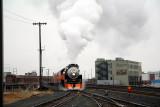Steam in Spokane