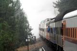 Vanishing Train