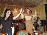 And the party went on to Belly Dance