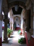 Casa de los 11 Patios. Pátzcuaro, Michoacán.