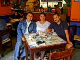 El Reencuentro  Rest. La Talavera Coyoacan, DF.