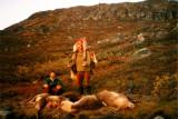 Reindeer-hunt