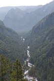 Valley - Glacier Point