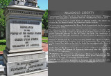 Religious Liberty - Plinth and Plaque