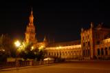 plaza españa night shot 2