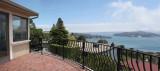 Sausalito deck view