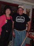 Lynn and Bobby Pepper