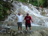 Falls in Jamaica