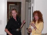 Iris and Sue's friend, Jan