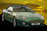 Aston driven by Teddy