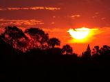 Sunrise at Merritt Island