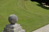 Sphere,arcs, squares, lines