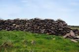 Claí cloiche : A stone wall