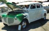 1941 Plymouth car show