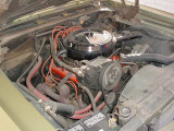 307 V-8 motor