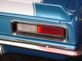 1967 right tail light