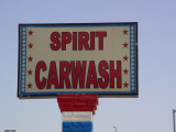 Spirit  Car Wash . . . . .
