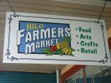 The Hilo Farmers' Market