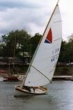 NAIAD KC 1 - first sail Bronte Harbour