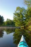 Sunrise Paddle - Happy Canada Day! 08