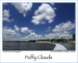 Puffy Clouds ...