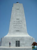 Wright brothers memorial, Killdevil Hills, NC