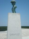 Orville Wright memorial