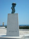 Wilbur Wright memorial