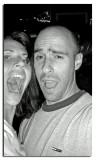Jen and Joe Singing Along...