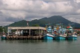 Fishing boats at Ban Phe