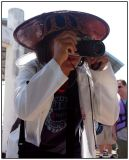Tourist photographer