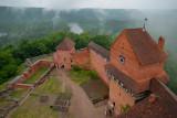 Latvia, Turaida castle