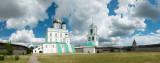 Russia, Pskov, Pskov Kremlin, The Trinity Cathedral